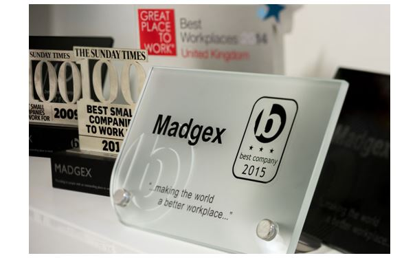 Madgex Awards