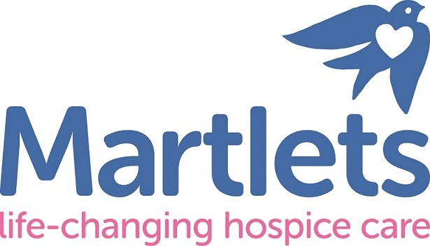 Martlets Primary Logo Strapline Cmyk