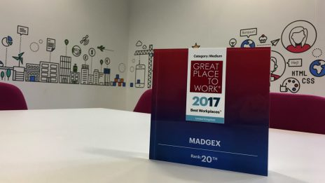Great Place To Work2017