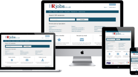 HRJobs.co.uk Job Board by Madgex