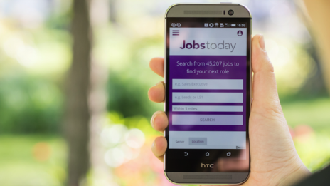 Mobile Job Seeking Madgex