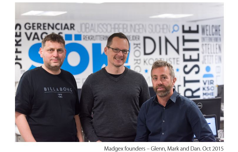 Madgex Founders