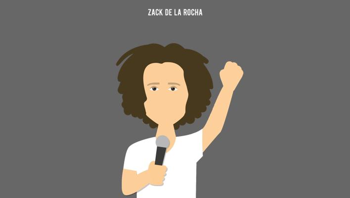 Zach De La Rocha