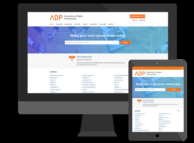ADP Platform by Madgex
